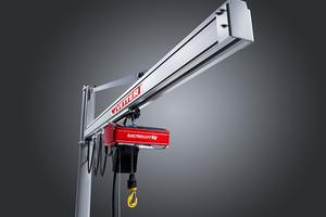 UNILIFT with aluminium profile – perfect design for a high degree of ergonomics